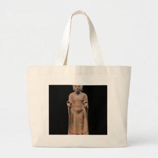 説教の仏2 ラージトートバッグ