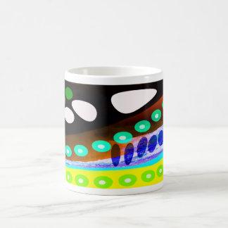 説明されていない目撃、UFOs コーヒーマグカップ