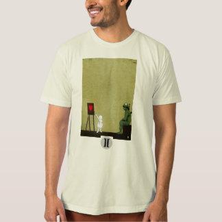 読み書き能力 Tシャツ