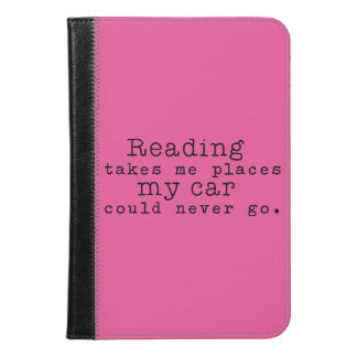 読むことは私に場所を取ります iPad MINIケース