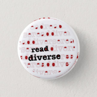 読書の多様なボタン 3.2CM 丸型バッジ