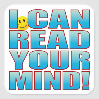 読書の心の生命B スクエアシール