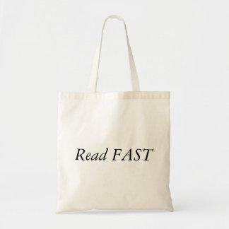 読書の速いトートバック トートバッグ