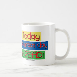読書会または司書のためのマグ コーヒーマグカップ