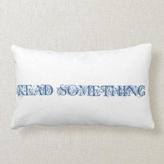読書何か枕 ランバークッション