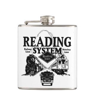 読書鉄道システム1942年 フラスク