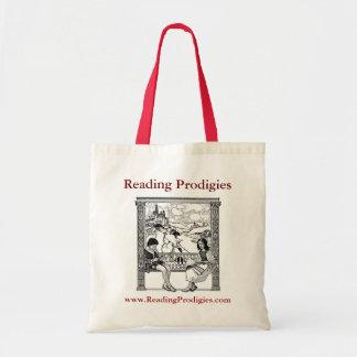 読書驚異のブックバッグ トートバッグ