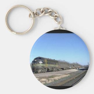読書EMD FP-7 #900_Trains キーホルダー