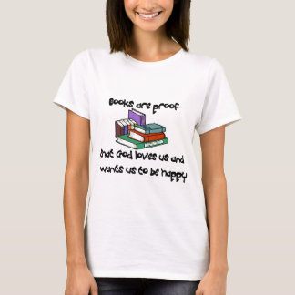 読書Tシャツおよびギフト Tシャツ