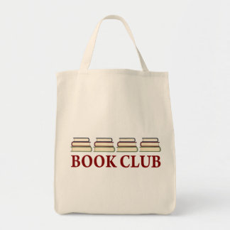 読者のためのブッククラブのギフト トートバッグ