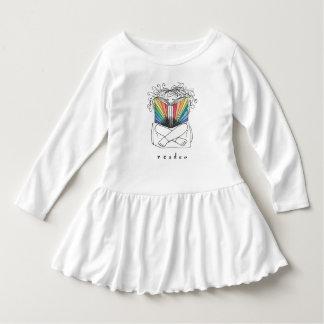 読者の幼児の服 ドレス
