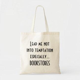 読者: 誘惑に私をない導いて下さい トートバッグ