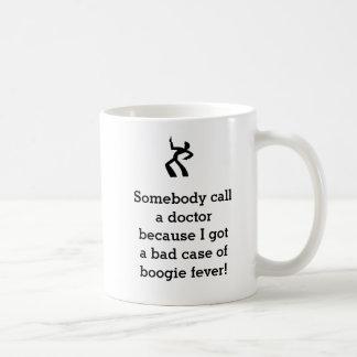 誰かは私に最悪の場合がのあるので医者を電話します コーヒーマグカップ