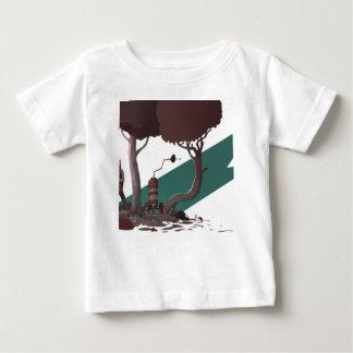 誰かをに話す捜すこと ベビーTシャツ