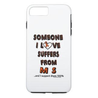 誰かI愛… MS iPhone 8 PLUS/7 PLUSケース