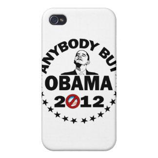 誰でもしかしオバマ- 2012年 iPhone 4 CASE