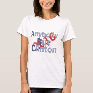 誰でもしかしクリントン Tシャツ
