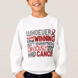 誰でも多発性骨髄腫を言いました スウェットシャツ