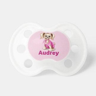調停者0-6か月のBooginHead®の、Audrey おしゃぶり