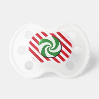 調停者-クリスマスキャンデー おしゃぶり