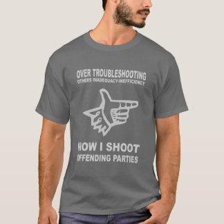 調停者 Tシャツ