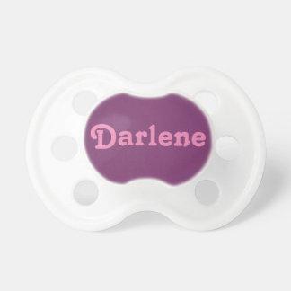調停者Darlene おしゃぶり