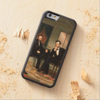 調印者 CarvedメープルiPhone 6バンパーケース