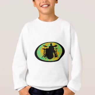 調和のドラム スウェットシャツ