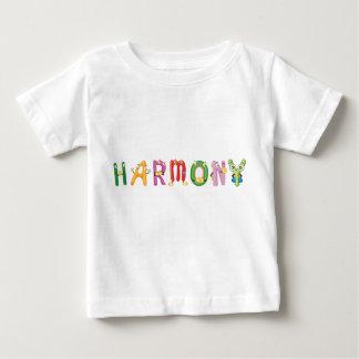調和のベビーのTシャツ ベビーTシャツ