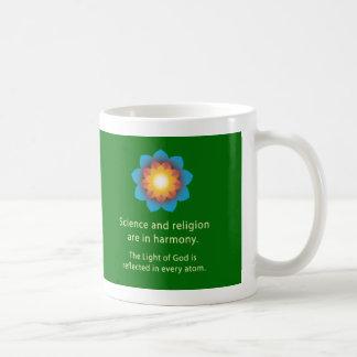 調和科学の宗教 コーヒーマグカップ