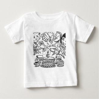 調和 ベビーTシャツ
