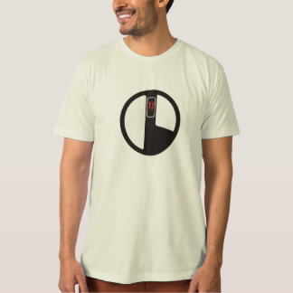 調査D2のコイルを検出する金属 Tシャツ