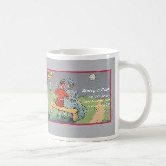 調理師と結婚して下さい コーヒーマグカップ