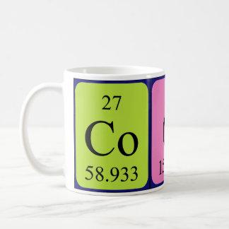 調理師の周期表の単語のマグ コーヒーマグカップ