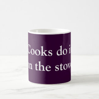 調理師はそれをします コーヒーマグカップ