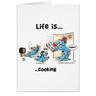 調理 カード