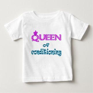 調節の女王 ベビーTシャツ