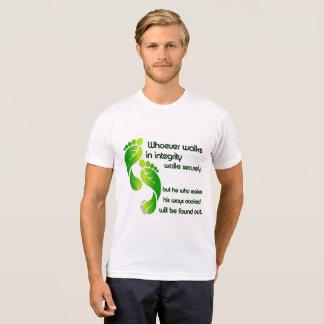 諺の完全性のTシャツ Tシャツ