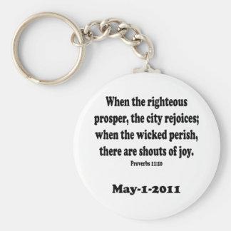 諺11 キーホルダー