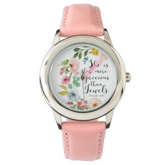 諺31彼女ははるかに大切な腕時計あります 腕時計