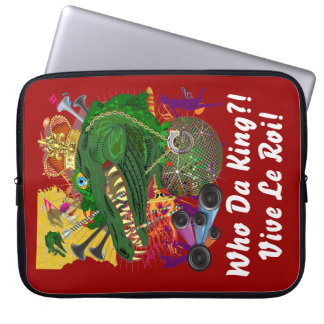 謝肉祭のカーニバルのイベントは見ますノートを喜びます ラップトップスリーブ