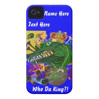 謝肉祭のカーニバルのイベントは見ますノートを喜びます Case-Mate iPhone 4 ケース