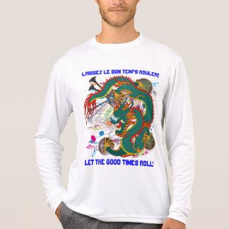 謝肉祭のドラゴンの最も最高のな眺めの大きい眺めのノート Tシャツ