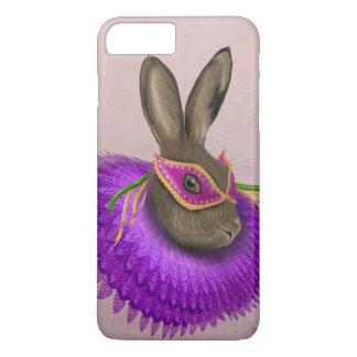 謝肉祭のノウサギ4 iPhone 8 PLUS/7 PLUSケース
