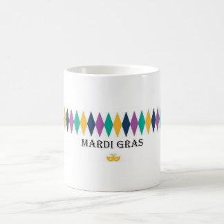 謝肉祭のマグ コーヒーマグカップ