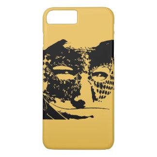 謝肉祭のマスク iPhone 8 PLUS/7 PLUSケース