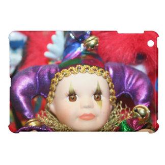 謝肉祭の人形のipadの小型場合 iPad mini case