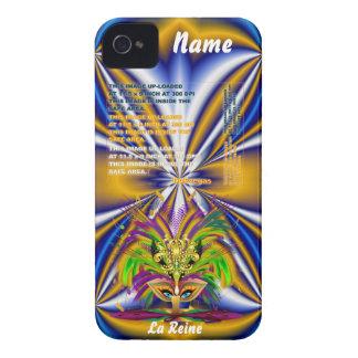 謝肉祭の女王の意見は注意します Case-Mate iPhone 4 ケース