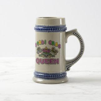 謝肉祭の女王 ビールジョッキ