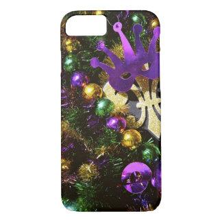 謝肉祭の装飾のiPhone 7の場合 iPhone 8/7ケース